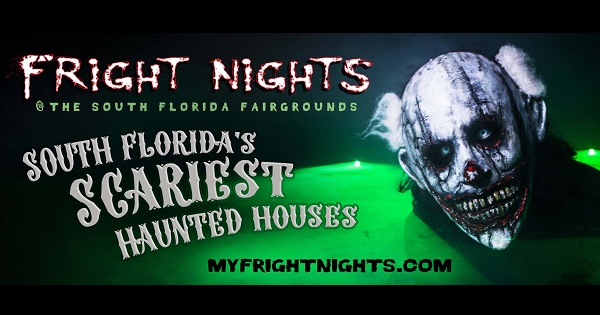 Fright night coupons west palm beach